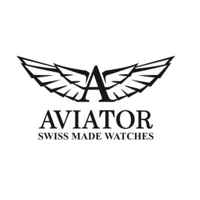 AVIATOR SWISS LOGO