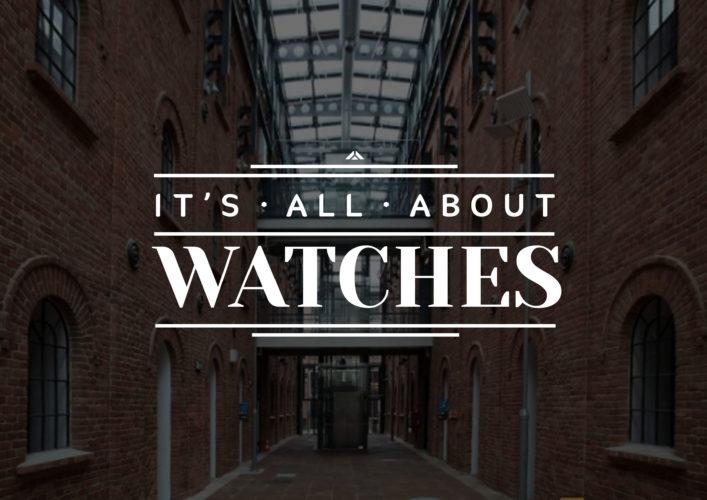 Zaproszenie na III edycje festiwalu It's All About Watches