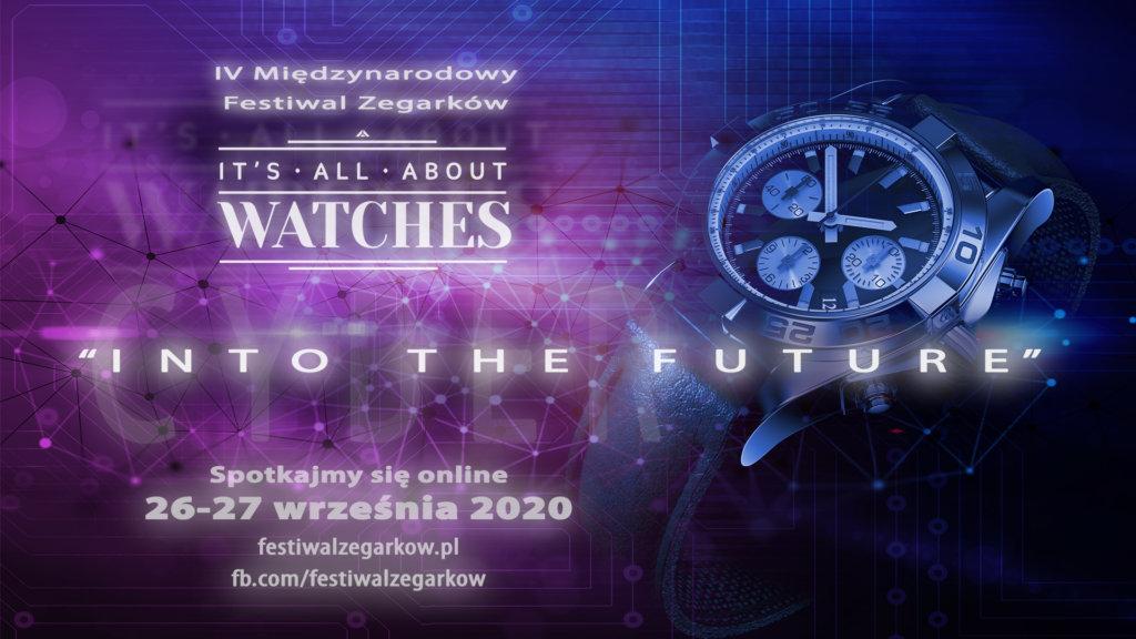 Zaproszenie na IV Międzynarodowy Festiwal Zegarów i Zegarków It's All About Watches